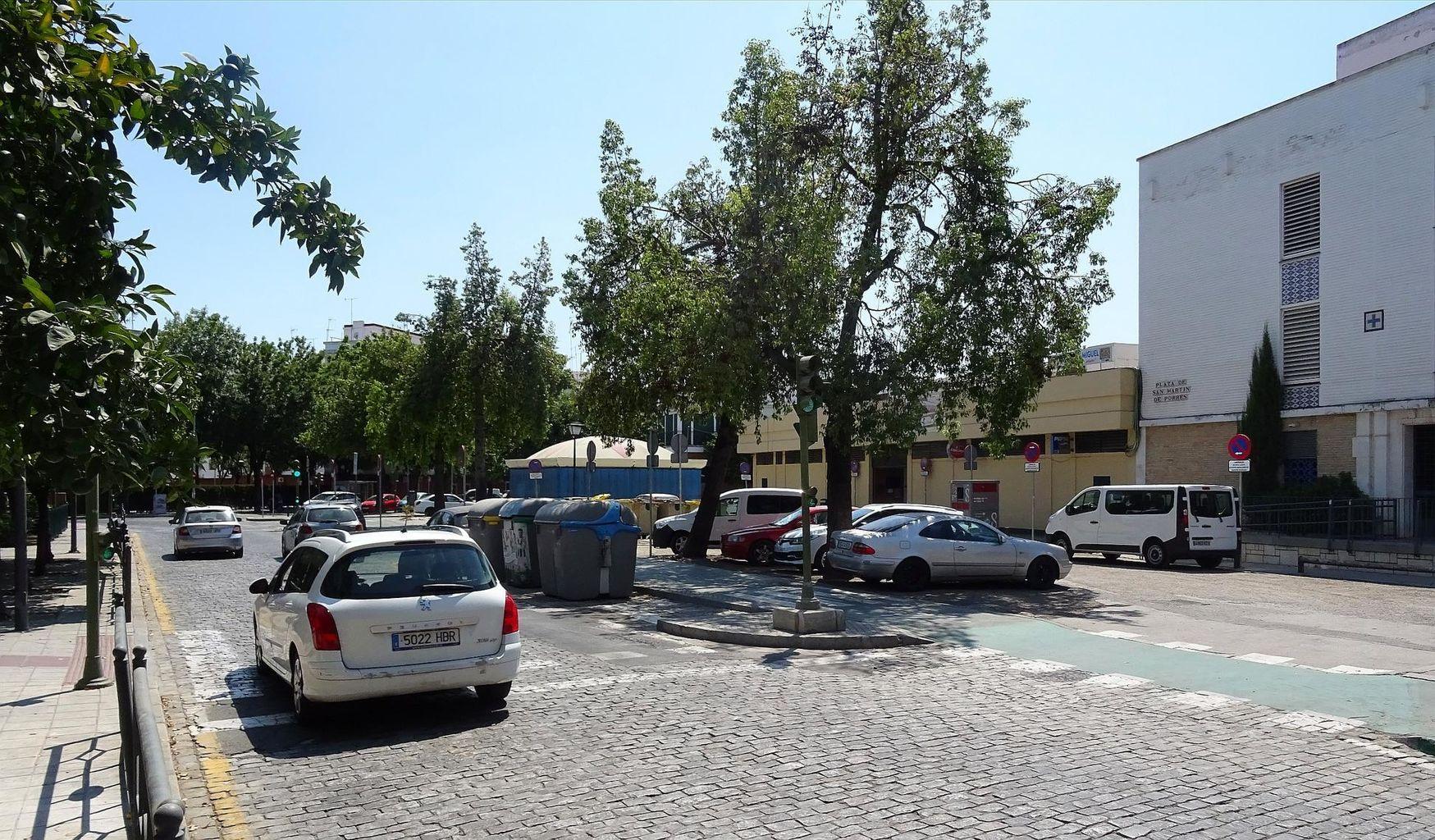 Plaza-San-Martin-Porres
